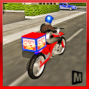 Moto Pizza Delivery