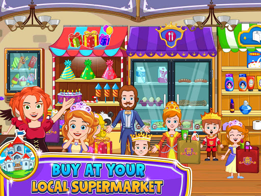 My Little Princess: Shops & Stores doll house Game  screenshots 6