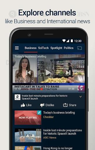 Haystack News: Local & World TV News - Free 3.91 Screenshots 2