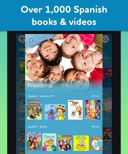 Amazon Kids+: Kids Shows, Games, More 2.1.0.203888 Screenshots 24