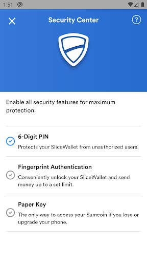 Slice Wallet 1.1.5 Screenshots 7