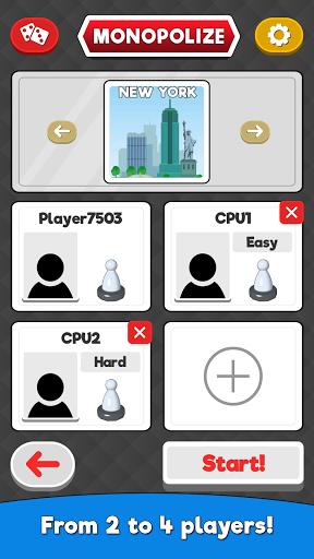 Monopolize - Classic board games online free  Pc-softi 19