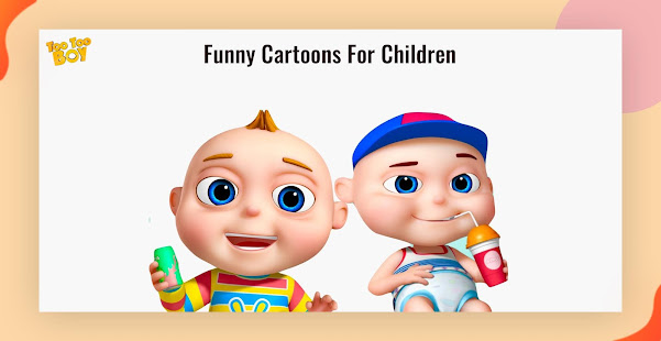 TooToo Boy  Show -  Funny Cartoons for Kids 1.81 Screenshots 4