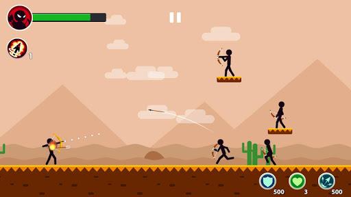 Stickman Archery Master - Archer Puzzle Warrior 0.2.29 screenshots 4