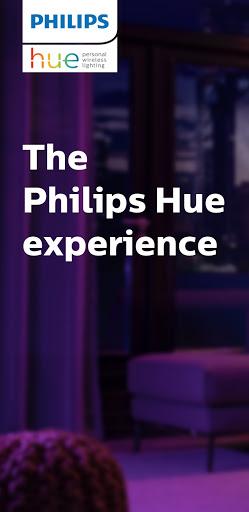 Philips Hue Screenshot