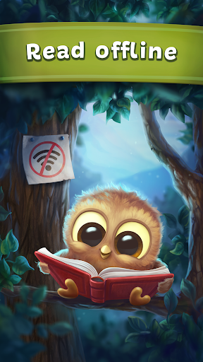 Fairy Tales ~ Children's Books, Stories and Games 2.8.0 screenshots 4