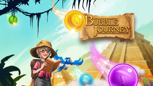 Bubble Journey -  Bubble shooter & Adventure story android2mod screenshots 8