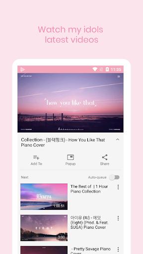 Blackpink - Kpop Music, Piano and Moment Videos screenshots 3