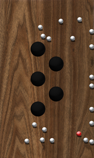 Roll Balls into a hole ss3