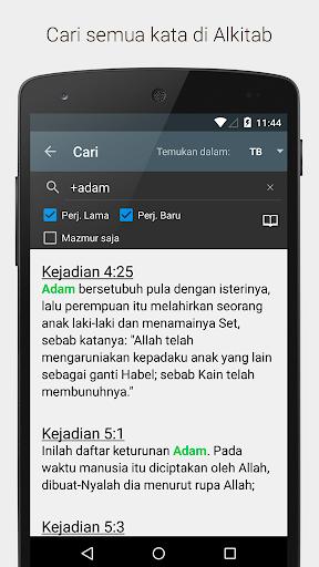 Alkitab 4.8.0 Screenshots 4