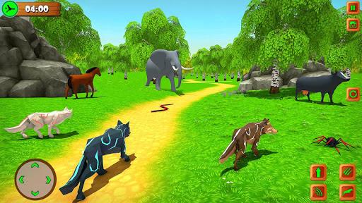 Wild Wolf Chasing Animal Simulator 3D 1.5 Screenshots 5