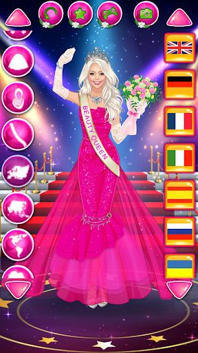 Beauty Queen Dress Up - Star Girl Fashion 1.2 Screenshots 16