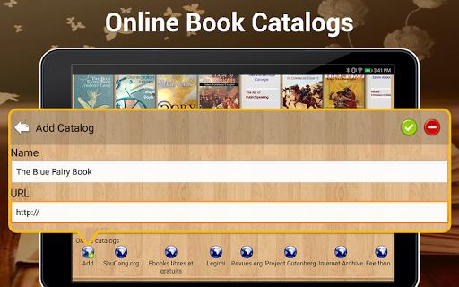 EBook Reader & Free ePub Books android2mod screenshots 18