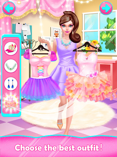 Fashion Doll: Shopping Day SPA u2764 Dress-Up Games 2.6 screenshots 3