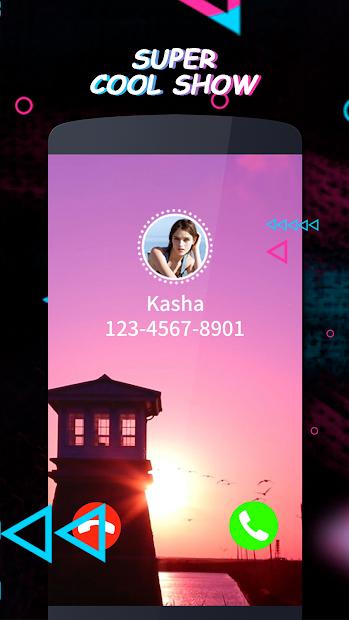 Shining Call Theme screenshot 2