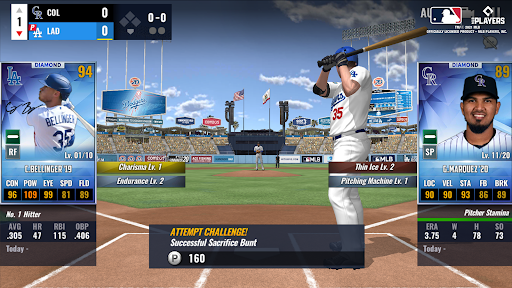 MLB 9 Innings 21 apktram screenshots 18