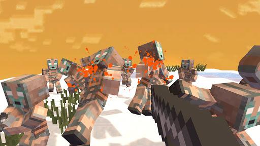 Craftsman Survival - Smash 'em all android2mod screenshots 2