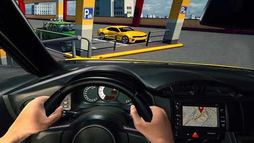Car Parking 3D Driving Games - New Car Games screenshots 3