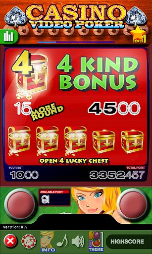 Casino Video Poker  screenshots 12