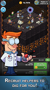 Tap Tap Dig – Idle Clicker Game 2.0.6 Apk + Mod 3