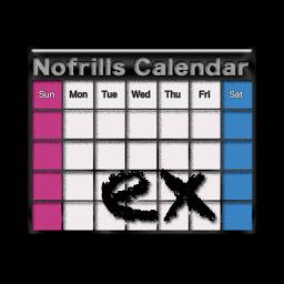 Androidアプリ すっぴん カレンダー Ex ウィジェット 仕事効率化 Androrank アンドロランク