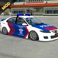 Mod Bussid Polisi 2020