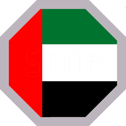 UAE Road and Traffic Signs