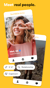 Bumble – Dating, Make New Friends & Networking Mod 5.209.1 Apk (Unlocked) 1