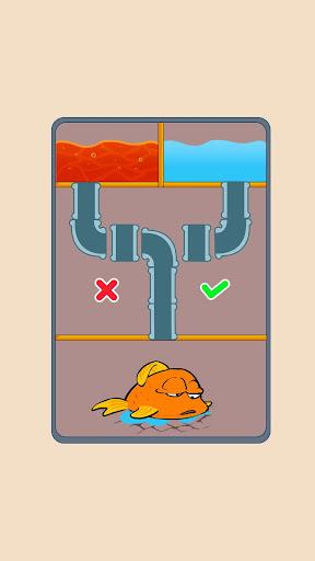 Save Fish - Block Puzzle Aquarium modavailable screenshots 6