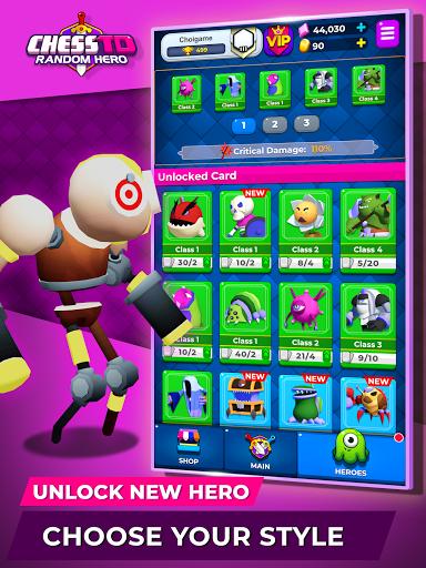 Chess TD - Random Hero apkdebit screenshots 18