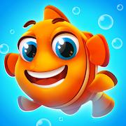 Fish Crush 2 - 2020 Match 3 Puzzle Free New