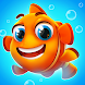 Fish Crush 2-2020 Match 3 Puzzle Free New - Androidアプリ