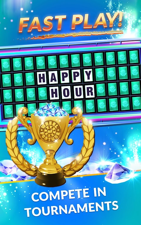 Wheel of Fortune: Free Play poster 8