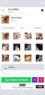 Stickers perrones para Whatsapp