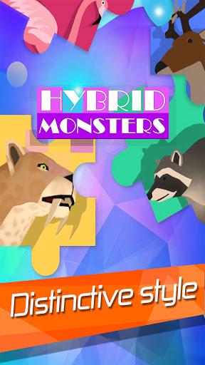Code Triche Hybrid Monsters (Astuce) APK MOD screenshots 1