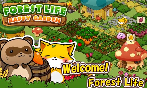 Happy Garden - pets animals games apkpoly screenshots 6