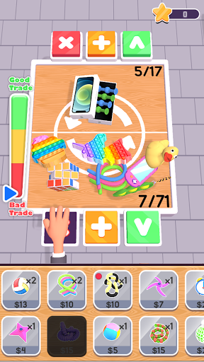 Fidget Master 3D - Collect & Trade Toys 1.0.1 screenshots 3