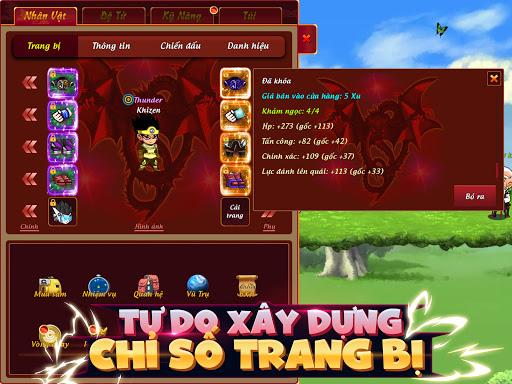 Gu1ecdi Ru1ed3ng Online-Vu0169 Tru1ee5 Bi Ru1ed3ng apktram screenshots 5