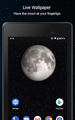 Phases of the Moon Calendar & Wallpaper Pro  screenshots 9