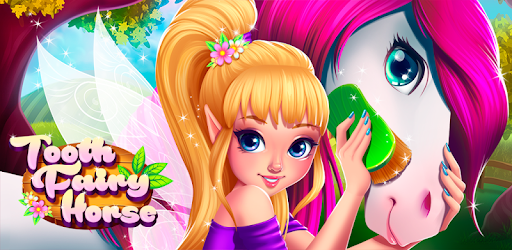 Tooth Fairy Horse Caring APK 0
