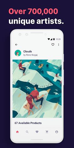 Redbubble 2.2.6 Screenshots 6
