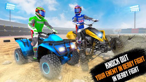 ATV Quad Bike Stunts: 4x4 Offroad Demolition Derby android2mod screenshots 3