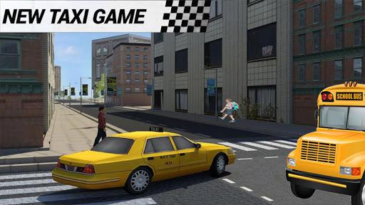 los angeles taxi driver screenshot 3