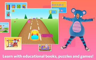 Mother Goose Club: Nursery Rhymes & Learning Games