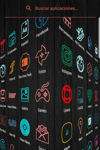 Download APK: Color Lines – Icon Pack v2.9 [Patched]