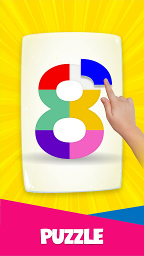 123 number games for kids - Count & Tracing 1.7.11 screenshots 8