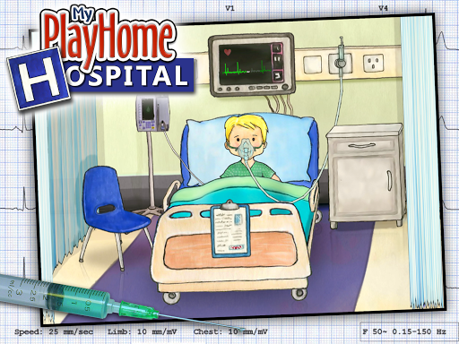 My PlayHome Hospital  screenshots 2