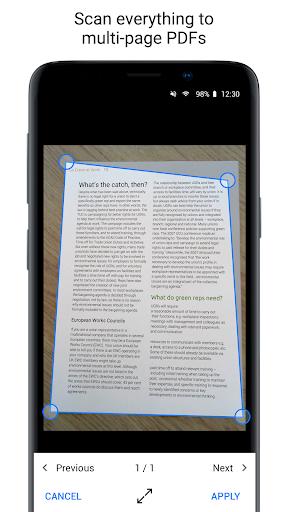 PDF Reader - Sign, Scan, Edit & Share PDF Document screenshots 6