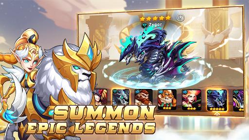 Summoners Era - Arena of Heroes  screenshots 2