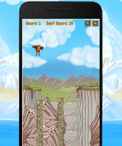 Olaf the jumper!  screenshots 2